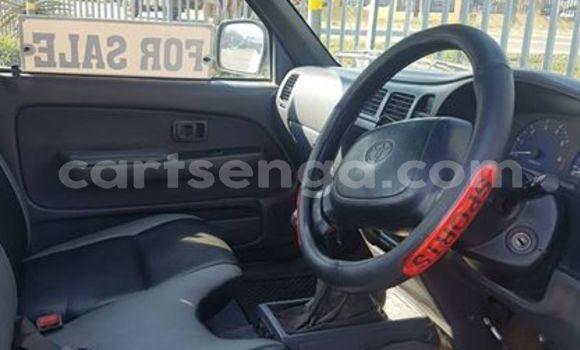 Buy Used Toyota Hilux White Car in Matsapha in Manzini