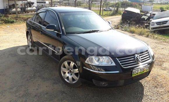 Buy Used Volkswagen Passat Black Car in Matsapha in Manzini