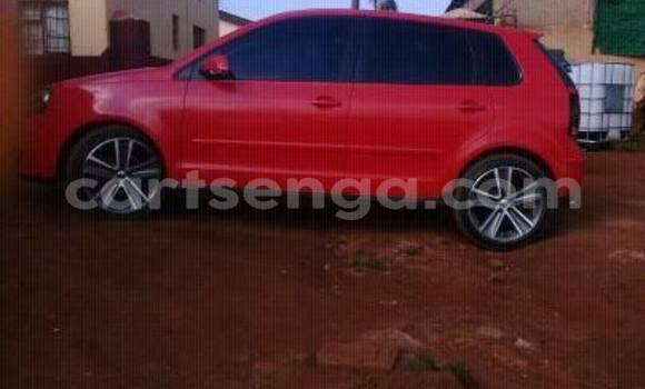 Buy Used Volkswagen Polo Red Car in Matsapha in Manzini