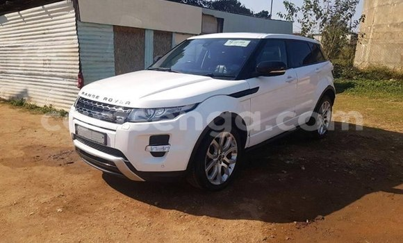 Buy Used Land Rover Range Rover Vogue White Car in Manzini in Manzini