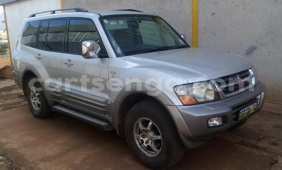 Buy Used Mitsubishi Pajero Silver Car in Manzini in Swaziland