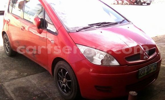 Buy Used Mitsubishi Colt Red Car in Manzini in Manzini