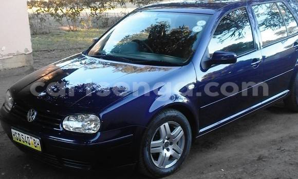Buy New Volkswagen Golf Blue Car in Mhlume in Swaziland